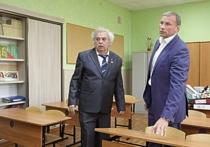 Замгубернатора Дмитрий Сватковский проинспектировал учебные учреждения
