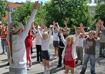 Социальные программы «Единой России» реализуются в столице