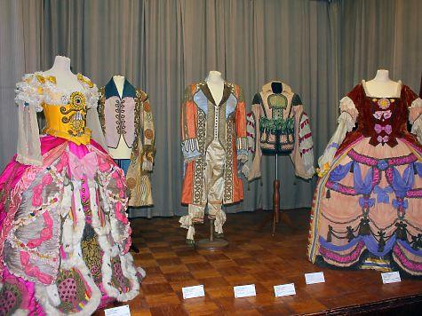 Нижегородцы увидят театральные костюмы изколлекции Музея МХАТ