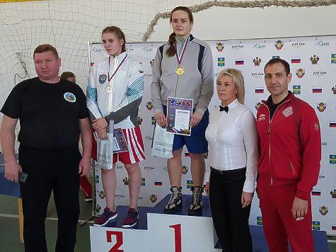 Спортсменка изКрасноярска вошла всостав сборной команды Российской Федерации побоксу