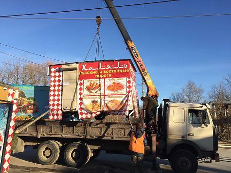 Около 120 торговых объектов планируется демонтировать вНижнем Новгороде до1декабря