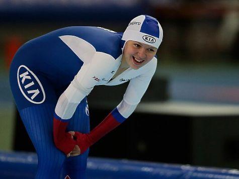 Нижегородская конькобежка установила рекорд наюниорском Кубке мира