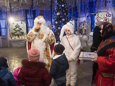 ВНижнем Новгороде откроется резиденция Деда Мороза