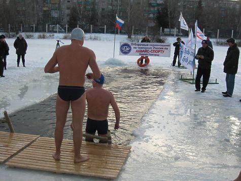 Чемпионат Нижнего Новгорода позимнему плаванию пройдёт на автомобильном заводе