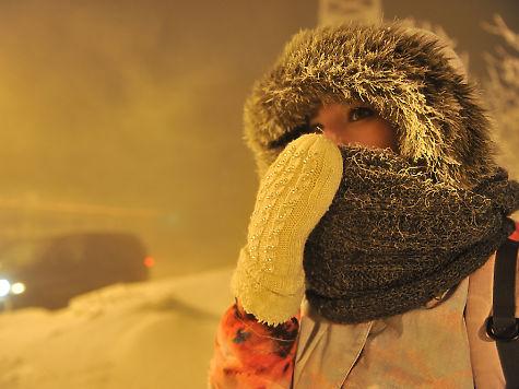 Синоптики прогнозируют аномально холодную погоду вНижегородской области 13