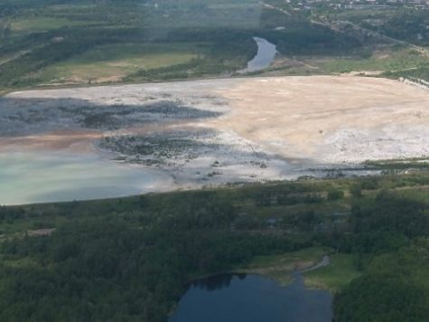 Проекты ликвидации шламонакопителя «Белое море» иИгумновского полигона утверждены