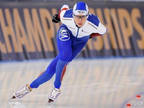 Конькобежка Наталья Воронина завоевала «золото» наЧемпионате Российской Федерации