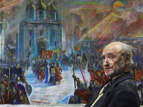 Ушел изжизни нижегородский художник Валентин Любимов