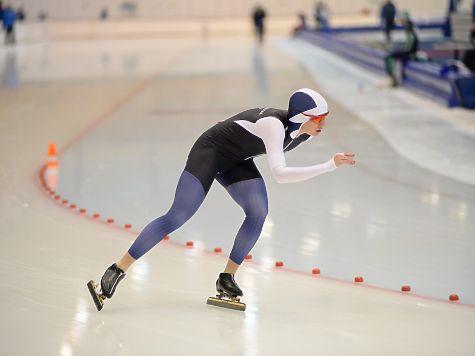 Наталья Воронина завоевала «золото» начемпионате Российской Федерации поконькобежному спорту
