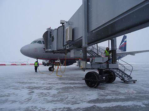 Международный аэропорт Стригино открывает телетрапы