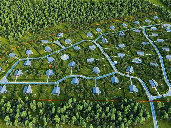 Нижегородский курорт Зеленый город «дербанят по кусочкам»