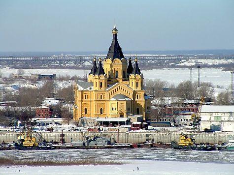 Рождественский хоровой храм состоится вНижнем Новгороде
