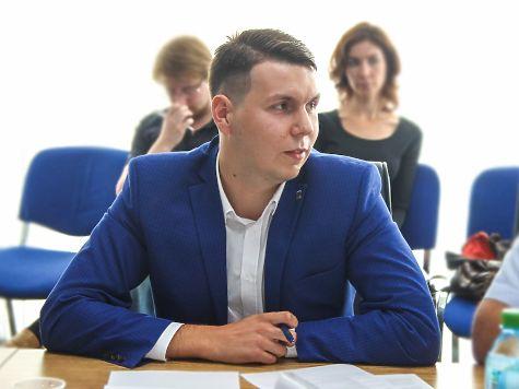 Кирилл Карташев избран председателем Молодёжной палаты 3-го созыва