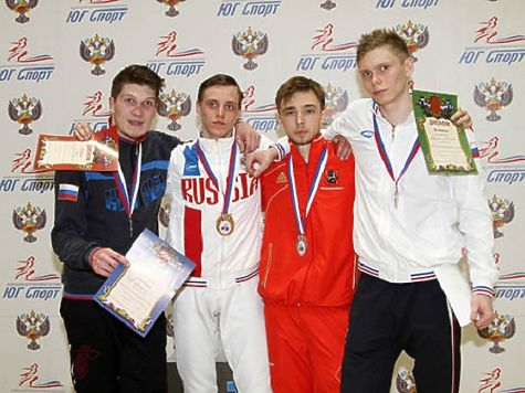 Самарский спортсмен завоевал «золото» нарапирах