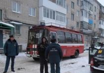 Жилой дом в Дзержинске треснул пополам
