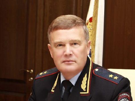 Глава ГУМВД РФ поНижегородской области подал вотставку,