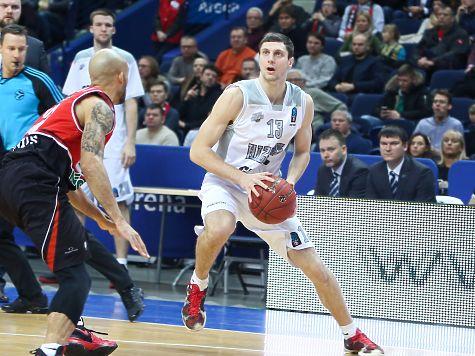 Баскетбольный клуб «Нижний Новгород» уступил литовскому «Летувос Ритасу»
