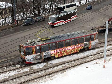 Трамвай №11 вНижнем Новгороде отменили довесны