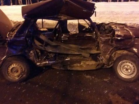 ВНижнем Новгороде вДТП погибли два человека