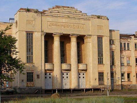 ДКим.Ленина откроют после реконструкции в 2022-ом