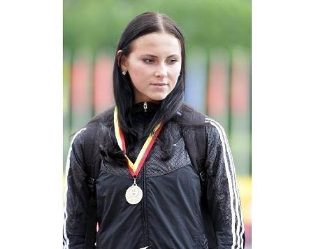 Нижегородская легкоатлетка Александра Тарасова завоевала «золото» и«серебро» напервенстве Российской Федерации