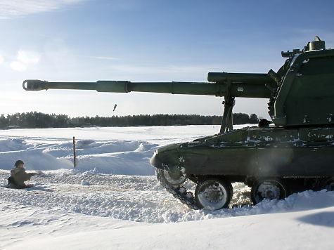 Учения мотострелковых частей пройдут вМулино Нижегородской области