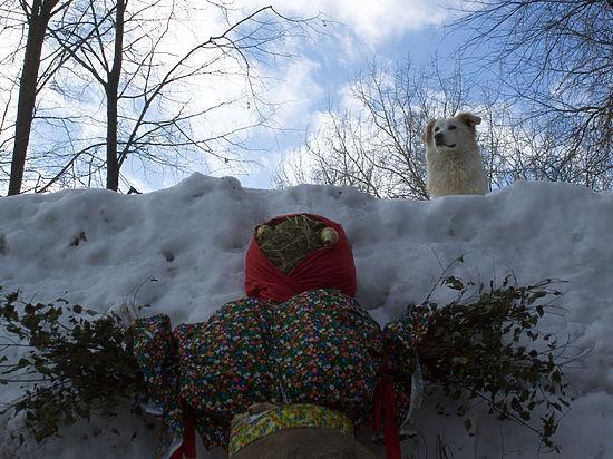 Отличительные особенности Масленицы в Нижнем Новгороде: пробки и дорогой вход