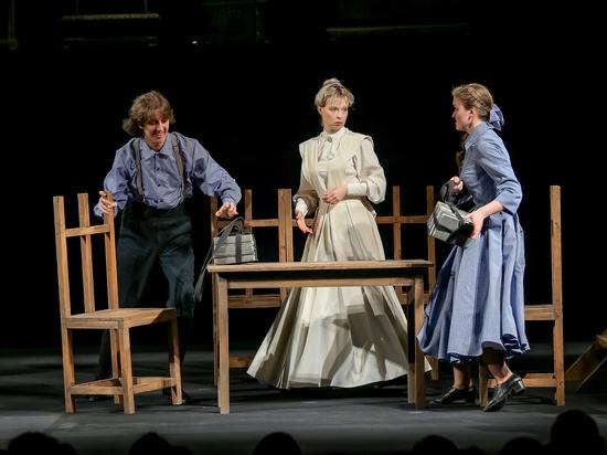 Премьера спектакля «Наш городок» состоялась в Нижегородском театре драмы