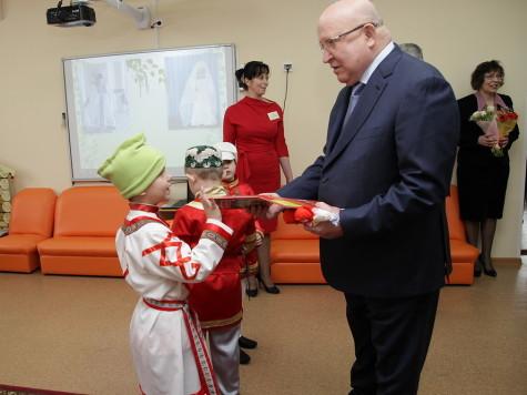 Строительство 2-х детсадов вНижнем Новгороде начнется в нынешнем году