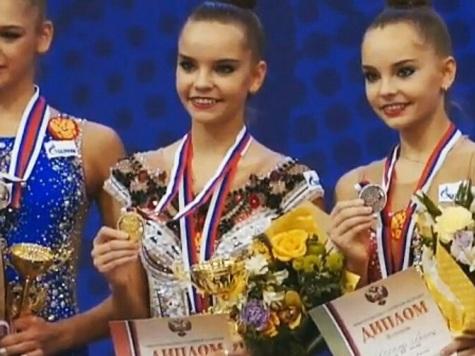 Нижегородки стали призерами чемпионата РФ похудожественной гимнастике