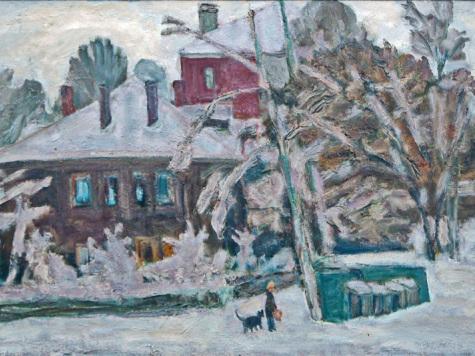 Выставка живописи Сергея Лобковского откроется вНижнем Новгороде