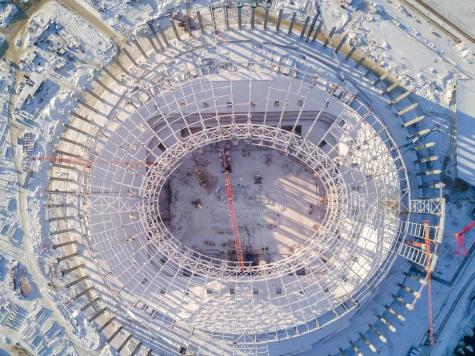 Содержание стадиона «Нижний Новгород» обойдется в350 млн вгод