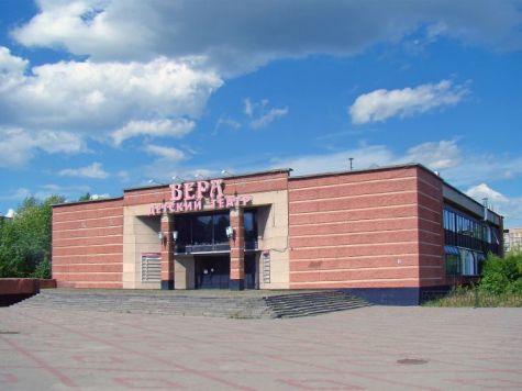 Реконструкцию театра «Вера» закончат весной будущего года