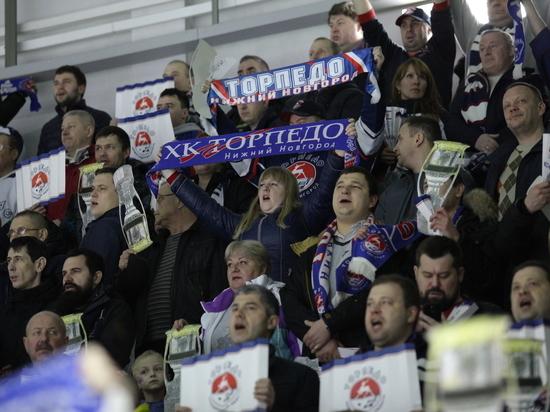 Игроки нижегородского «Торпедо» рассказывают о раннем завершении сезона