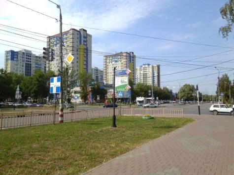 Две трамвайные остановки переносят из-за реконструкции проспекта Молодежный