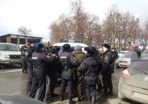 Семерых участников антикоррупционного митинга в Самаре отдадут под суд
