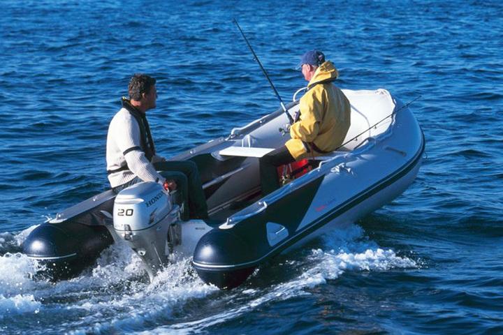 резиновые лодки и недорогие моторы к ним