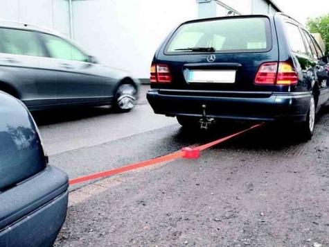 Гражданин Балахны угнал автомобиль при помощи таксиста исдал его вметаллолом
