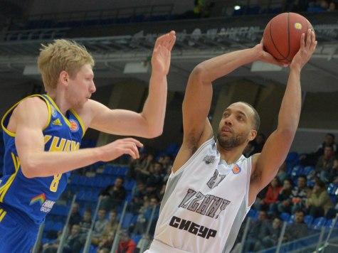 32 очка Шведа помогли «Химкам» обыграть «Нижний Новгород»
