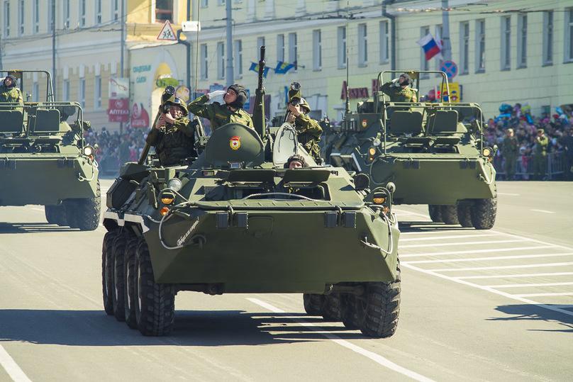 Наукрашение Нижнего Новгорода кДню Победы выделяют 6 млн руб.