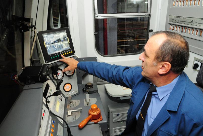 565 камер видеонаблюдения смотрят забезопасностью пассажиров нижегородского метро