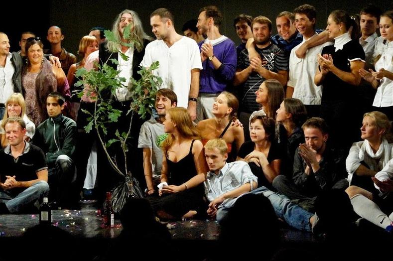 Гастроли петербургского театра «Мастерская» пройдут вНижнем Новгороде