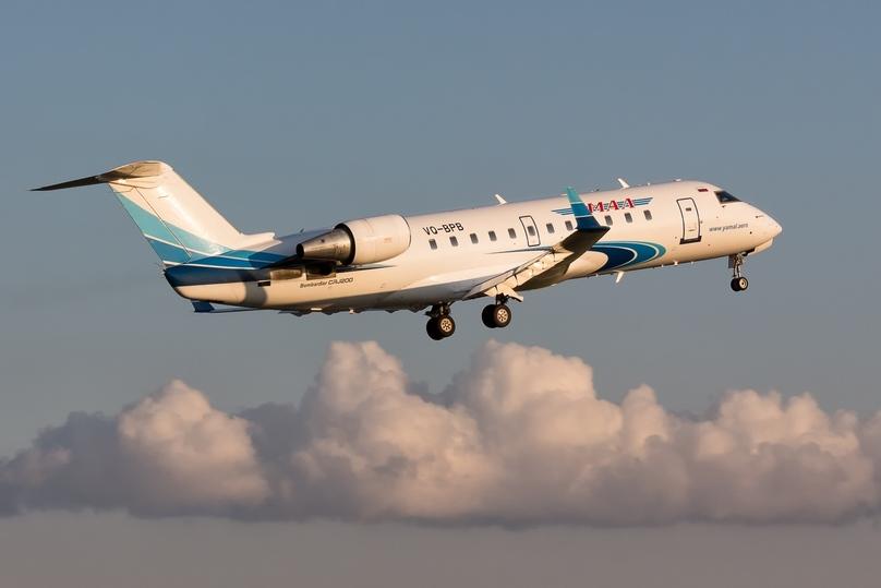 Авиакомпания «Ямал» откроет рейсы между Нижним Новгородом иТюменью