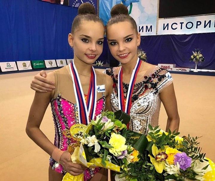 Нижегородские спортсменки заняли призовые места вКубке мира похудожественной гимнастике