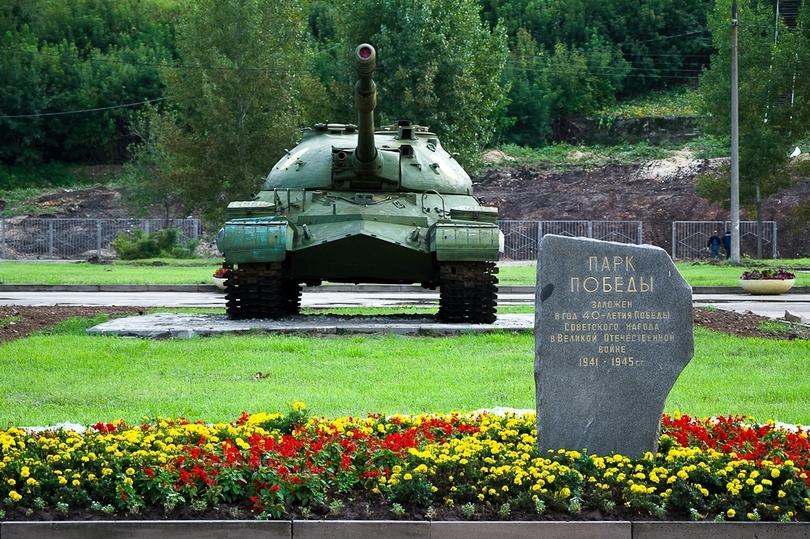 Несколько сотен растений высадят впарке Победы вНижнем Новгороде