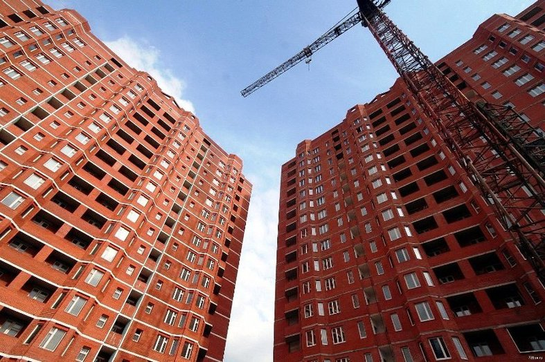 Ввод жилья вНижегородской области снизился на26,6%
