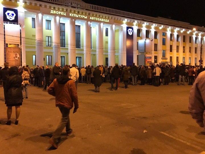 Андрей Макаревич «пободался» снижегородской полицией