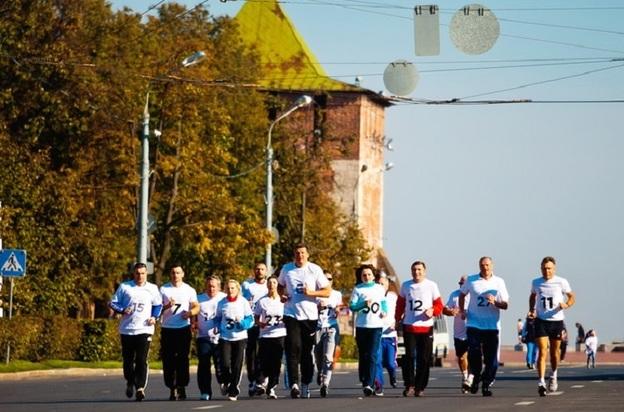 «День бега» состоится вНижнем Новгороде 14мая