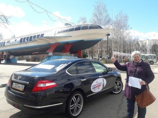 Нижегородские депутаты и журналисты проехали по историческим местам