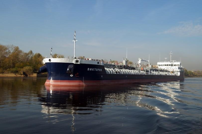 «Красное Сормово» спустило наводу 2-ой танкер-химовоз